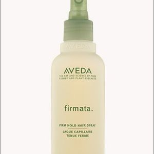 AVEDA Firmata Firm Hold Hair Spray NWOT